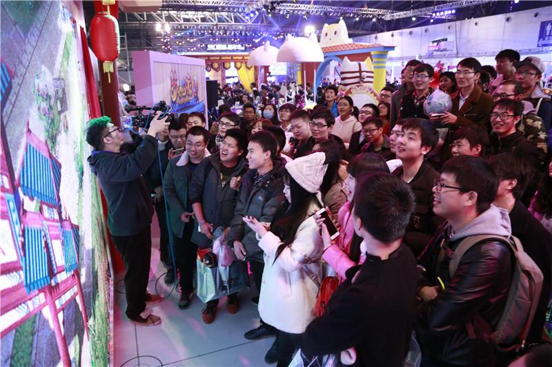 2015年梦幻西游嘉年华现场图片精选